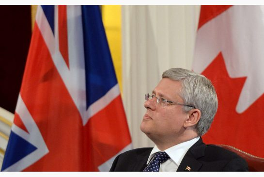 Stephen Harper is Mistaken about the relationship between corporate tax rates and revenues