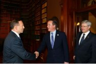 Prime Ministers at Australia's G20 Meeting