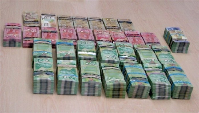 Money laundering in Canada