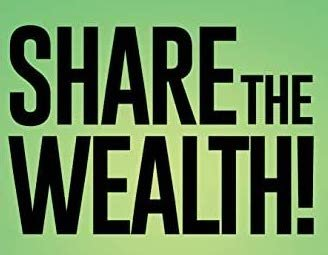 Top of cover for Share the Wealth by Gauvin & MacEwen